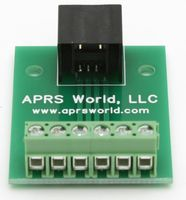 APRS6594: RJ-25 (6P6C) to Screw Terminals