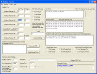 Testing MODBUS Communications:  At APRS World, we use a program called Modbus Test Pro by Rogue Engineering for testing MODBUS communications with the 9XTendGateway.  Here is a screen shot of communicating with a 9XTendGateway with MODBUS address 1. We are querying 16 analog voltage registers, 40036 through 40067. The results are shown on the middle of the right column.