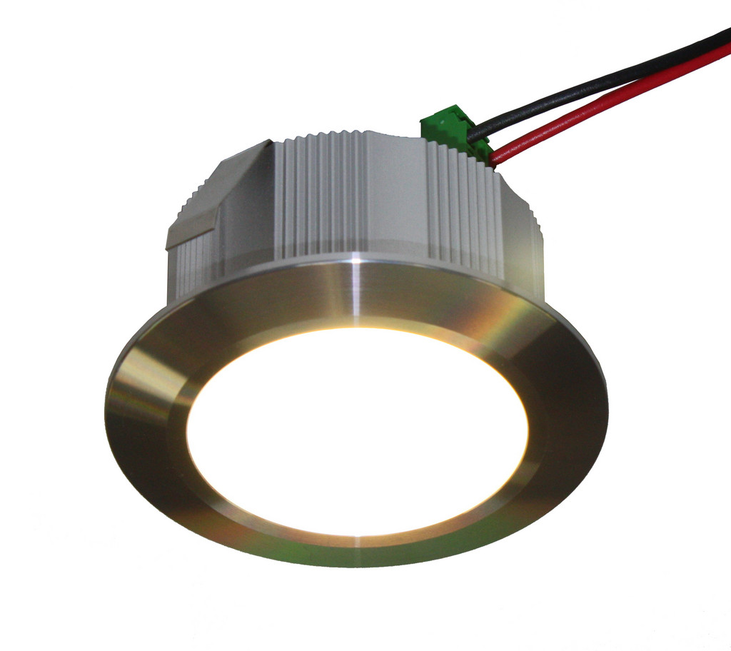 DC LED Light - turned on