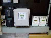 Alternative Energy Systems of Maine installation.