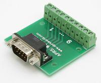 APRS6590: DB9M to Screw Terminals