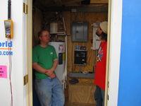 James Jarvis speaks with Tod Hanley of Bergey Wind Power.