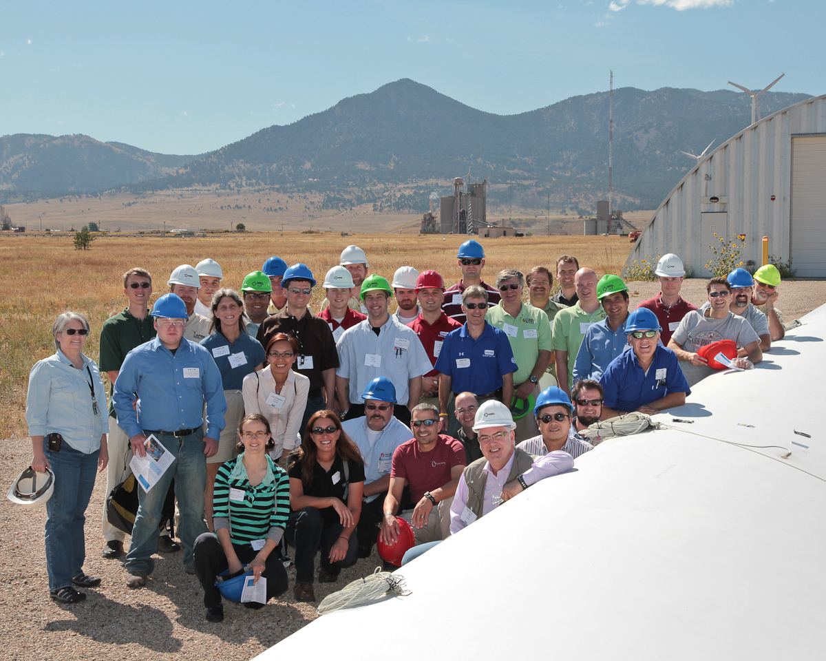 NREL Small Wind Turbine Testing Workshop - 2010