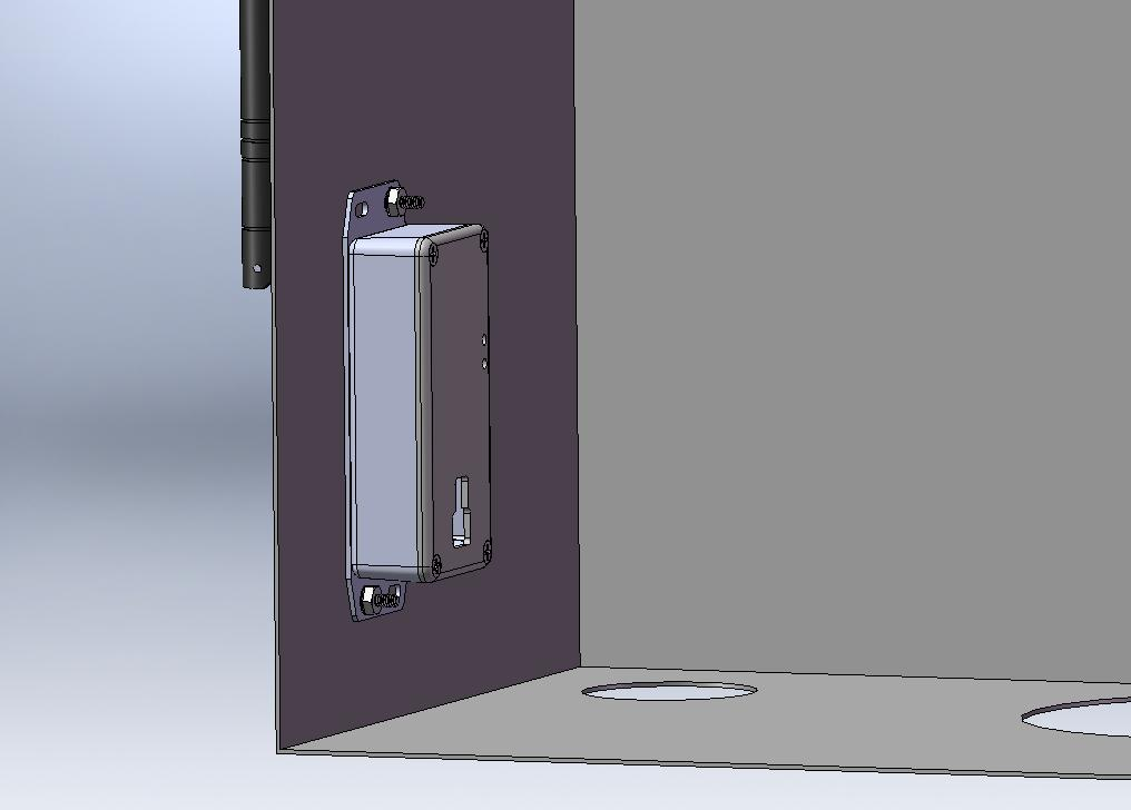 Illustration of PS2Tap installation