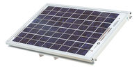 Sample 10 Watt Solar Panel (Manufacturer and style may vary)