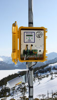 Polar Edition installed in Cordova, AK (with optional wireless antenna).