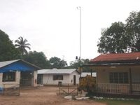 Solar Powered Data Logger in Sierra Leone