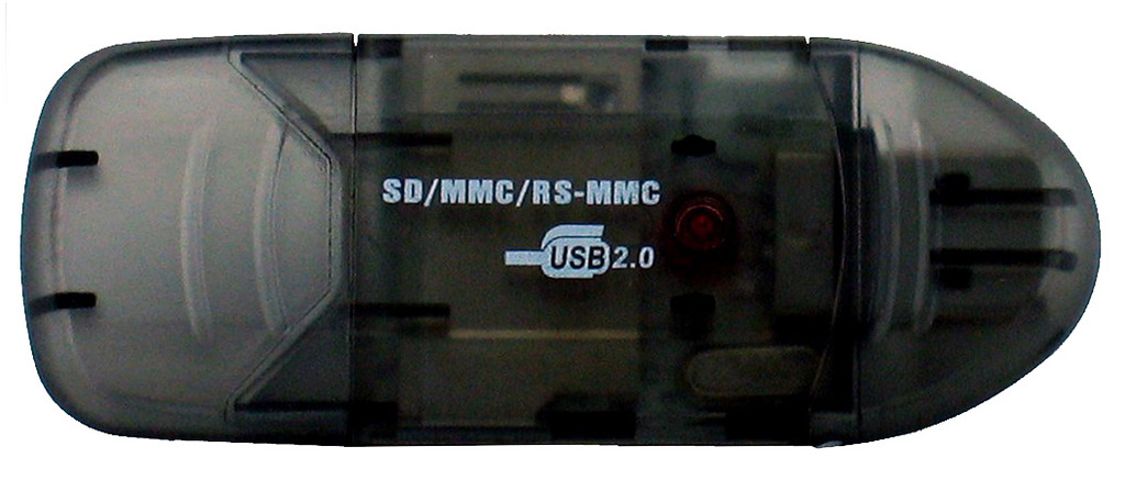 Secure Digital (SD) card reader. (APRS6603)