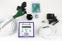 #40R Wind Data Logger Starter Package