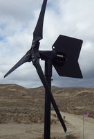 APRS World's WT14 wind turbine