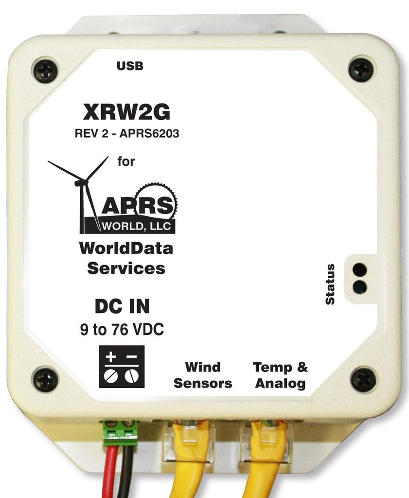 XRW2G USB