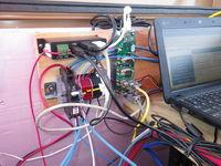 More messy wiring.