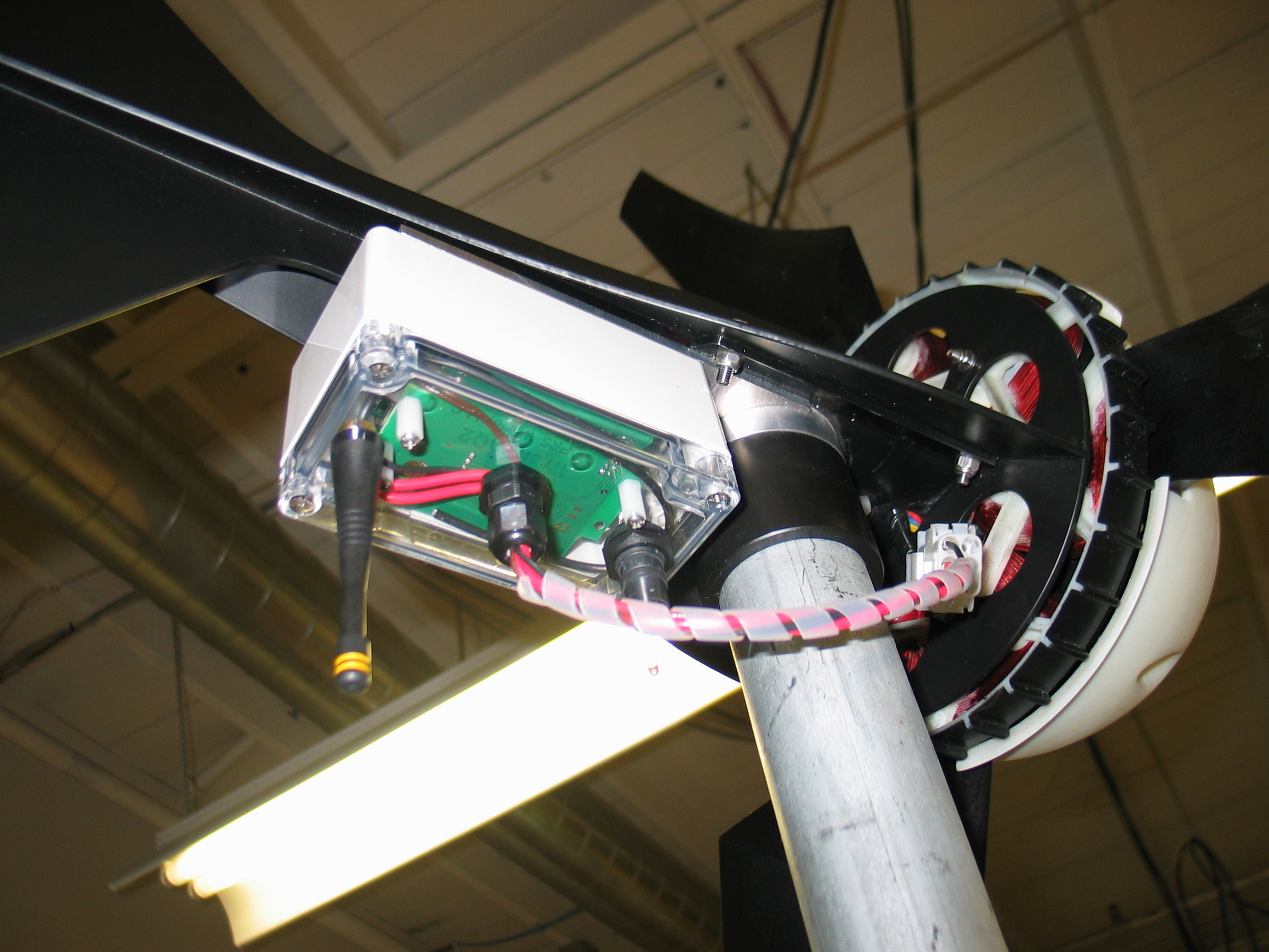 Aprs Worlds Gallery Pine Ridge Products Samrey Usa Img 6791 Cnc Wiring Harness Once Again The Sensor Is