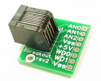 RJ45 breakout board