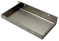 APRS9205: Add-On Tray for Cutting Tool Stand, #4 Brushed Stainless Steel