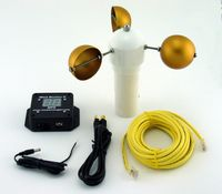 Wind Monitor II package with power pigtail, USB. (APRS6111)