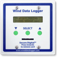 Highlight for Album: Wind Data Logger Module
