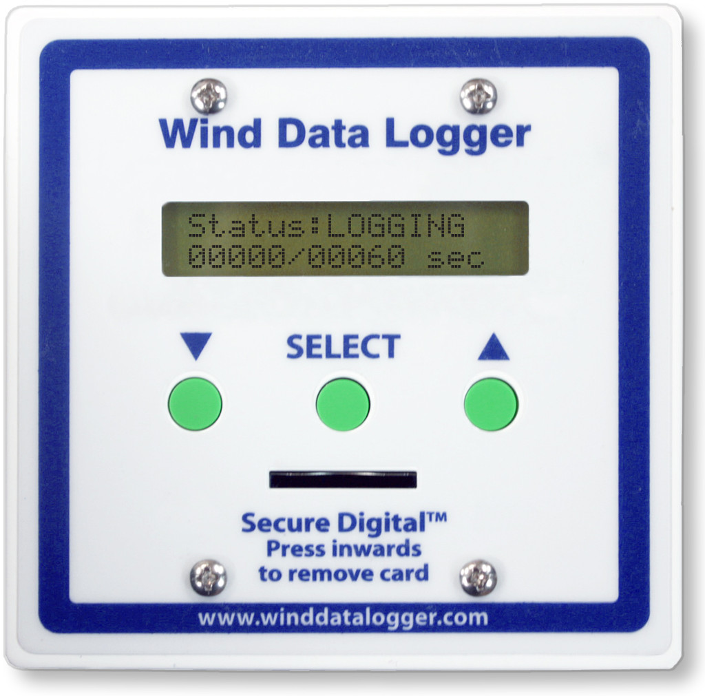 Wind Data Logger - 2010